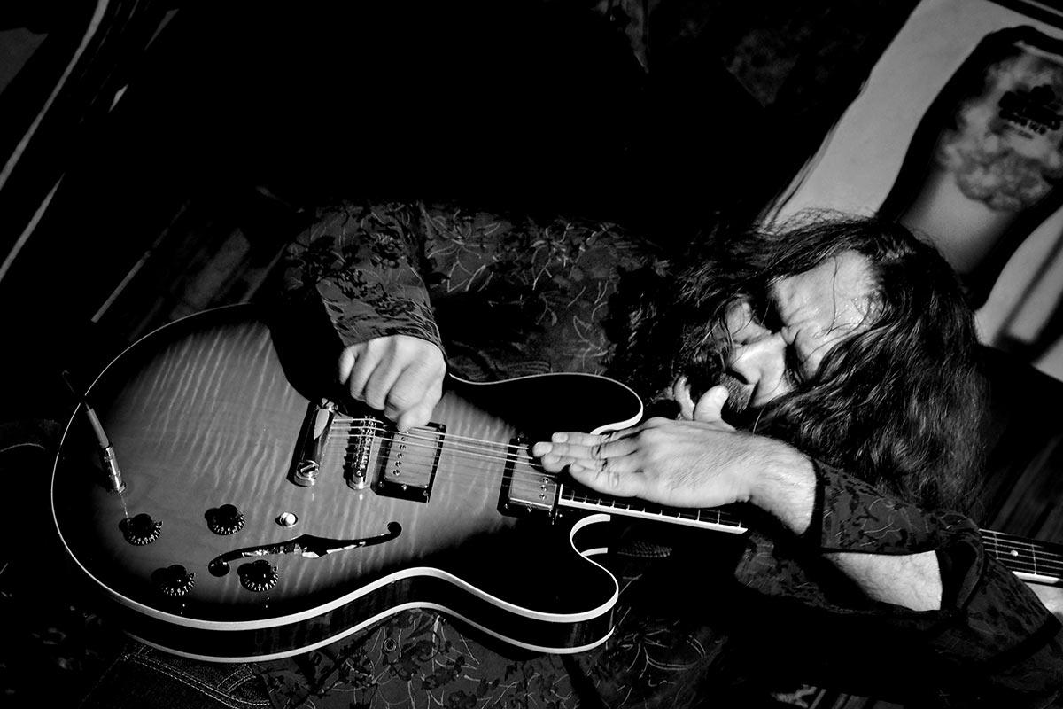 Jeff Jensen in Moist Corner, 2015, Foto Manuela Hahnebach